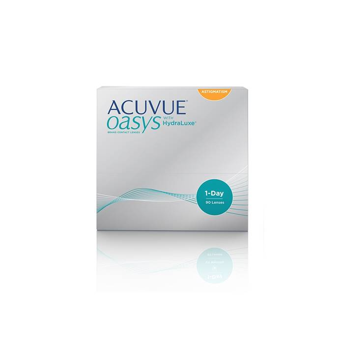 Acuvue Oasys for Astigmatism 90 Pack